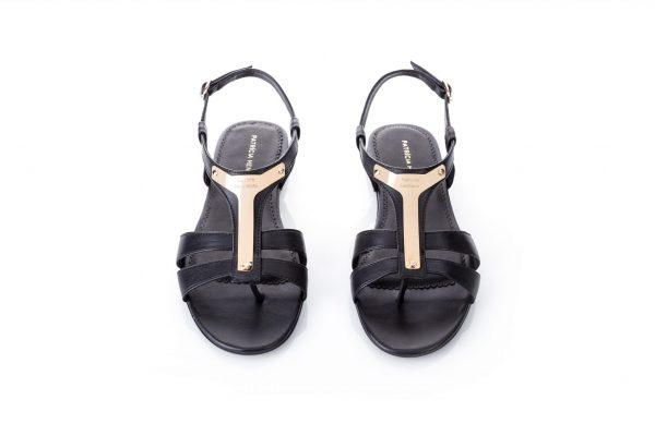 low heel portuguese sandals