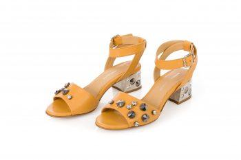Mid Heel Sandals – Philippa