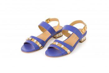 Low Heel Sandals – Maria