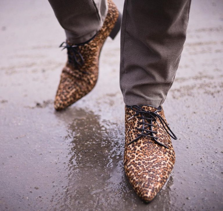 Portuguese luxury leather shoes for men with attitude