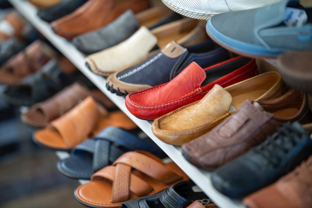 Storage you leather shoes in a climate-controlled environment